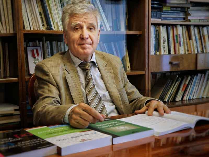 Profesor Gheorghe Andrei